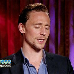 Hiddleston-Daily, he seriously couldn't stop being adorable even if he tried.
