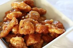 Recipe // {Better Than Take-Out} Orange Chicken
