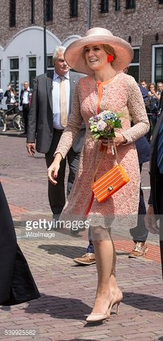 King Willem-Alexander and Queen Maxima tour Friesland. June 13, 2016.