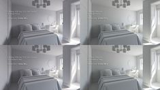 A comparison of using HDR lighting for interior arch viz scenes and using various V-Ray render engines to the standard physical sun and sky Foyer Lighting, Direct Lighting, Studio Lighting, Cool Lighting, Interior Lighting, Lighting Design, 3d Max Tutorial, Vray Tutorials, Tutorials