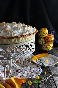 A híres Amerikai Lemon pie... Mióta készültem megsütni, te jó ég...! És most végre sikerült. És még hozzá ...