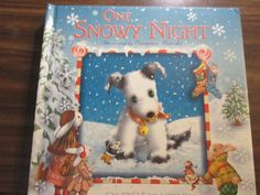 One Snowy Night by Susanna Ronchi Hardcover Book