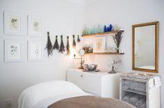 skinremedysf.com . 3638 Sacramento Street • San Francisco . CA . 94118 || day spa || massage therapy room || esthetician room || aesthetician room || esthetics || skin care || body waxing || hair removal || body scrub || body treatment room