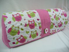 Simply Adorable Owl Cricut Expression Dust Cover by KathysCozies