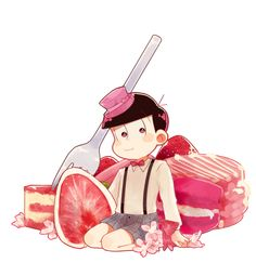 pixiv is an illustration community service where you can post and enjoy creative work. A large variety of work is uploaded, and user-organized contests are frequently held as well. All Anime, Me Me Me Anime, Anime Stuff, Onii San, Chibi Food, Happy Tree Friends, Ichimatsu, Avatar Couple, Doraemon