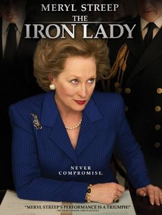 The Iron Lady.  Loved it.  Meryl Streep is such an amazing actor.  Is there nothing she can't do?!