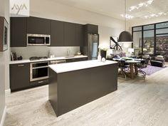 AyA Kitchens | Canadian Kitchen And Bath Cabinetry Manufacturer | Kitchen  Design Professionals   Manhattan Anthracite