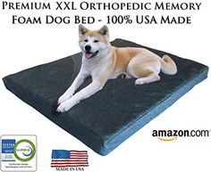http://allaboutpetsupplies.info/xxl-extra-large-dog-beds-xxl-orthopedic-memory-foam-pet-bed-55-x-37-x-4-100-made-in-usa-best-xl-luxury-large-breed-washable-pet-bed-you-can-buy-4-lb-memory-foam-puppy-bed-too-introdu-2/ - Dog Trainer Recommended - 100' of Satisfied Dogs and Owners Why are Pet Support Systems dog beds hands down the...