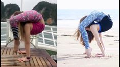Anna McNulty VS Emerald Flexibility Years and 11 Years) Anna Mcnulty, Contortionist, Gymnastics, Dancer, 15 Years, Flexibility, Youtube, Emerald, Fitness