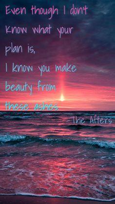 Broken Hallelujah - The Afters
