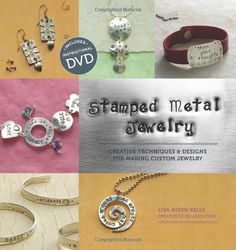 Metal Stamping...maybe I can learn how to make the jewelry I love!