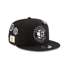 f9ab9d1a1 BROOKLYN NETS NBA DRAFT 9FIFTY SNAPBACK. New Era Cap