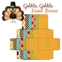 Autumn favor boxes (pdf)