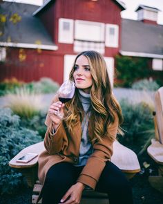 Yesterday's wine country look @liketoknow.it... -
