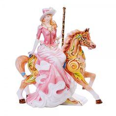 Summer Carousel – English Ladies Company Figurine 1