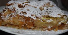 Ελληνικές συνταγές για νόστιμο, υγιεινό και οικονομικό φαγητό. Δοκιμάστε τες όλες Cyprus Food, Greek Desserts, Greek Dishes, Apple Pie, Sweet Recipes, Dessert Recipes, Food And Drink, Cooking Recipes, Ice Cream