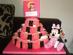 tarta chuches minnie - Buscar con Google