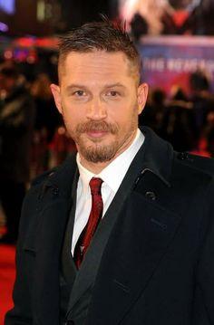 Tom Hardy: The Revenant film premiere London.