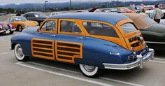 1950 Packard Standard 8 Woody. Maintenance of old vehicles: the material for new cogs/casters/gears/pads could be cast polyamide which I (Cast polyamide) can produce