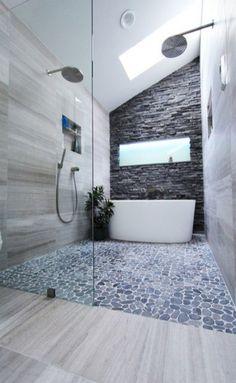 Modern master bathroom (50)