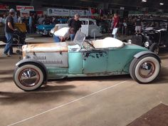 LOWTECH :: Traditional hot rods and customs. : gnrs 2014: an armchair view