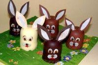 Rezepte für Kinder - Osterrezepte: Rezeptideen für Ostern: Süße Hasen