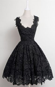 Homecoming Dresses 2018 2017 homecoming dresses,vintage dresses,black homecoming dresses,lace homecoming dresses