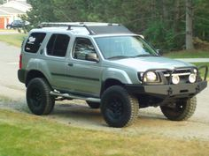 Swerve - First Generation Nissan Xterra Forums (2000-2004)