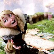 The only thing is, I wish Astrid was in the 2nd movie more