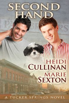Second Hand by Heidi Cullinan and Marie Sexton - 4.5 stars