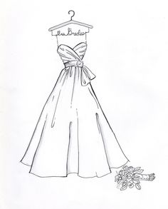 1000 ideas about wedding dress sketches on pinterest for How to ship a wedding dress usps