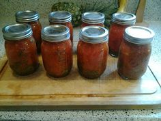 Canning Homemade!: Italian Stewed Tomatoes - Can it up!