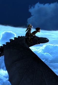 Romantic Flight (How To Train Your Dragon)