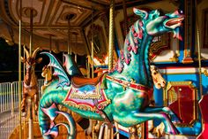 """Boston Common Carousel Photograph - Matted Wall Art, travel photography, nursery print, carnival art. Title: Boston Common Carousel Photographer: Megan Campbell Sizes: 8x10, 8x12, 11x14, 12x18, 16x20 This listing is for one (1) print of my photograph """"Boston Common Carousel"""" printed onto Canon pro-lustre photo paper. You have the option of purchasing the photograph as-is or matted with Bainbridge Bright White acid free matboard. Matting adds a finishing touch and an extra layer of…"""
