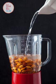 Domowe mleko migdałowe - najprostszy przepis. - Lawendowy DomLawendowy Dom