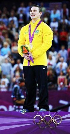 Arthur Zanetti (London 2012 Olympic gold medal)