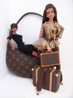 louis vuitton barbie