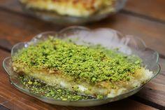 Perfect Kunefe in Antakya by Olga Irez of Delicious Istanbul