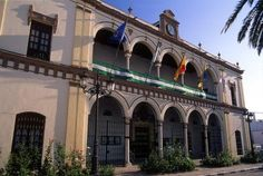 Moguer: Casa consistorial.