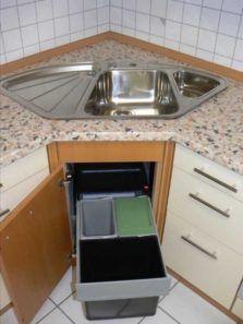 Küche Eckschrank - Haus und Garten