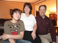 Home at last, in foster care. Story from the Detroit Lakes Online paper Jan. 30, 2013