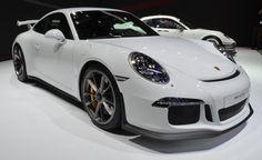 2014 Porsche 911 GT3 to Make US Debut at NY Auto Show. For more, click http://www.autoguide.com/auto-news/2013/03/2014-porsche-911-gt3-to-make-us-debut-at-ny-auto-show.html