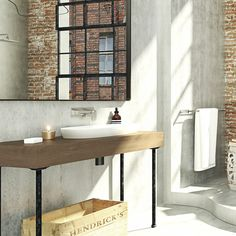 Contura vitreous china wall basin is designed for simplicity with a timeless life. Contura Freeform Inset Basin is available in white or black. Inset Basin, China Wall, Basin Design, Bathroom Basin, Industrial Chic, Beautiful Bathrooms, Beautiful Space, Bathroom Inspiration, Vanity