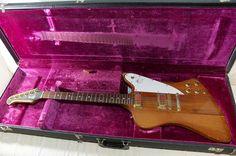 Gibson Firebird Bicentennial natural 1976 vintage