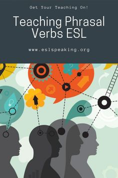 Check out the best ESL phrasal verbs games and activities, along with lesson plans, worksheets and resources. It's phrasal verb made easy with these interactive and engaging lesson ideas. #phrasal #verb #verbs #phrasalverbs #teaching #teachingenglish #englishteacher #tefl #efl #esol #ell #esl Teaching English Grammar, English Language Learners, Education English, English Vocabulary, Esl Lesson Plans, Lesson Plan Templates, Esl Lessons, English Lessons, Vocabulary Activities