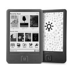 Dos lectores de libros electrónicos con pantalla de seis pulgadas E-Ink, 8GB de memoria interna y funciones avanzadas. Adéntrate en una nueva experiencia que combina la sensación y nitidez que transmite la lectura en papel con la funcionalidad que ofrece el perfil más tecnológico.