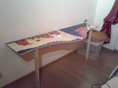 The kids' table - Ta-Daaaa!