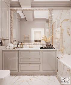 Washroom Design, Bathroom Design Luxury, Laundry Room Design, Elegant Home Decor, Luxury Home Decor, Interior Exterior, Home Interior Design, Decor Home Living Room, Bathroom Design Inspiration