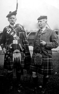 Scots Highland Games, Glasgow, Scotland  Great Grand Dad, no doubt.