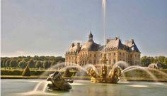 Excursion à Fontainebleau et Vaux le Vicomte